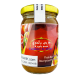 Confiture de Pêche Aromatisée à la Verveine. 350g. Confiture 100% Naturelle sans Additifs ni Colorant ni Conservateurs