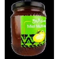 Miel 100% Pur Multi-Fleurs. 500 g
