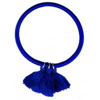 Bracelet Spiralé Artisanal en fil de soie