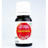 L'huile essentielle de Gaulthérie, 10ml